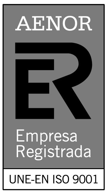 Certificacion AENOR ISO 9001