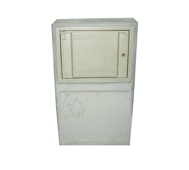 Armario hormigón 25x35 cerrado - Accysa