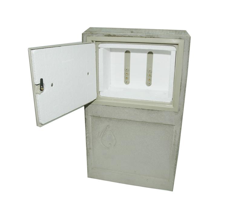 Armario hormigón 25x35 perfil - Accysa