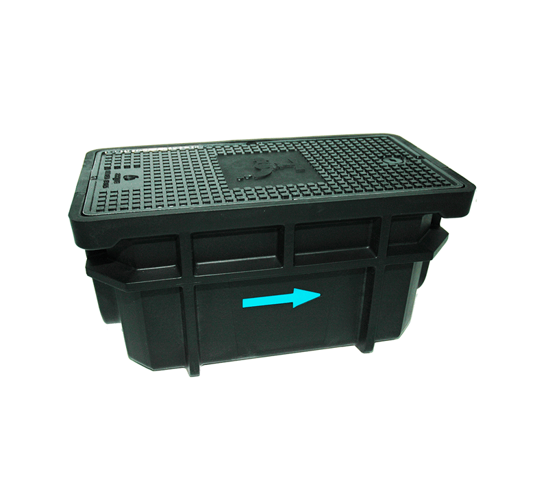 Perfil Arqueta HDPE Fibra De Vidrio RCF4021 – Accysa