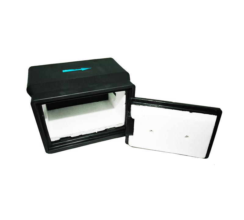 Arqueta HDPE fibra de vidrio RCF2519 abierta - Accysa