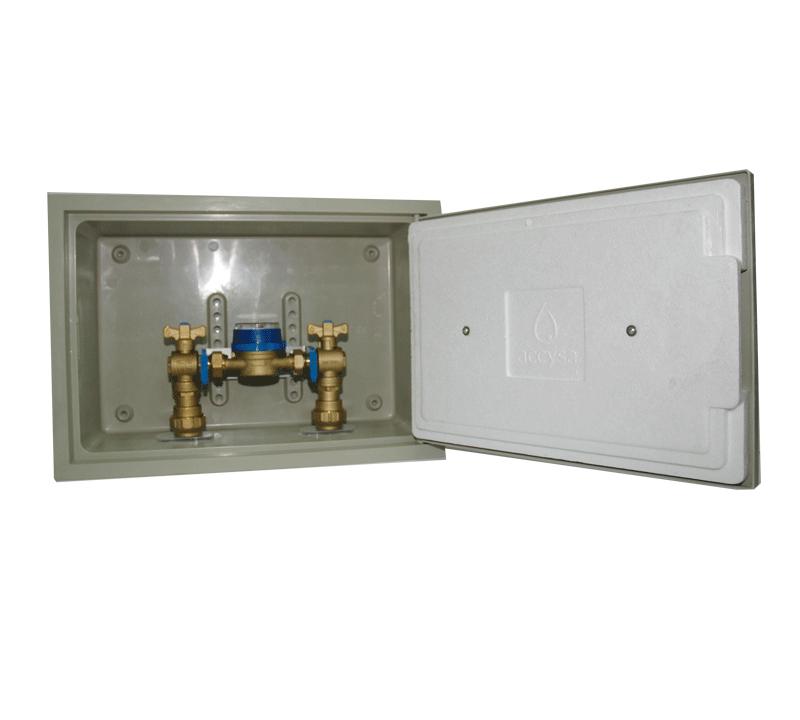 Cofre Poliester 30×45 Con Montaje – Accysa