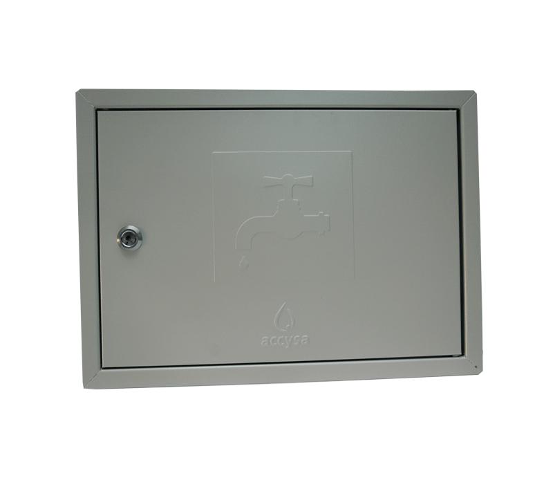 Frontal Puerta de registro metálica - Accysa