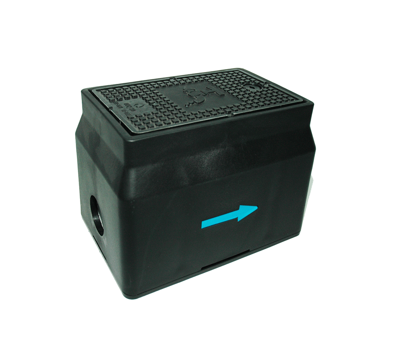 Arqueta montaje contador HDPE RCF2529 - Accysa