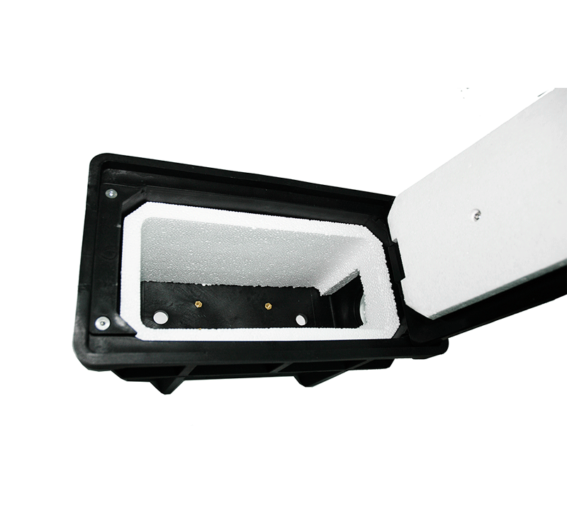 Arqueta HDPE Fibra De Vidrio RCF4021 - Accysa