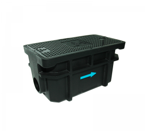 Perfil Arqueta HDPE fibra de vidrio RCF4021 - Accysa