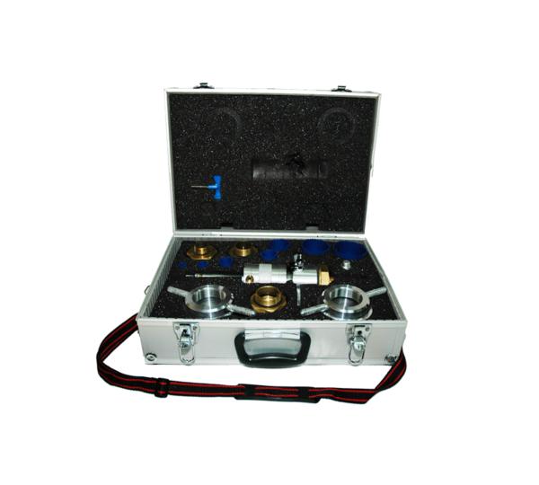 Taladradora manual toma en carga - Accysa