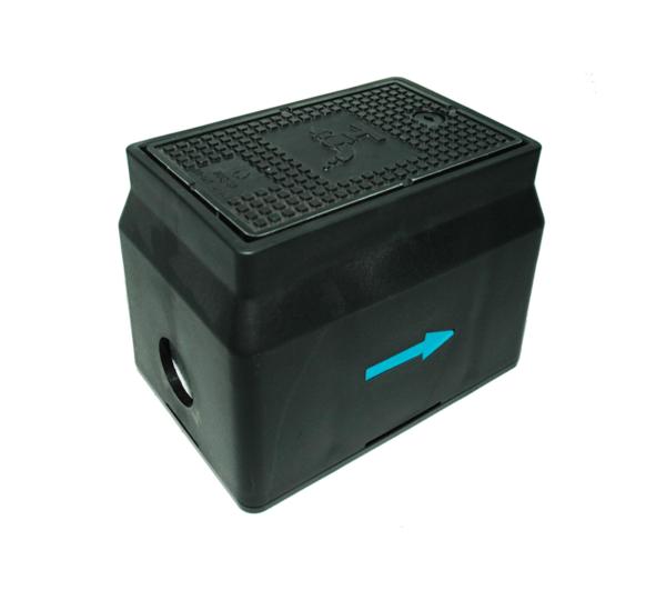 Arqueta HDPE fibra de vidrio RCF2519 - Accysa
