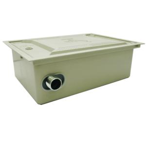 Cofre Poliester 30×45 Cerrado Con Montaje Doble – Accysa