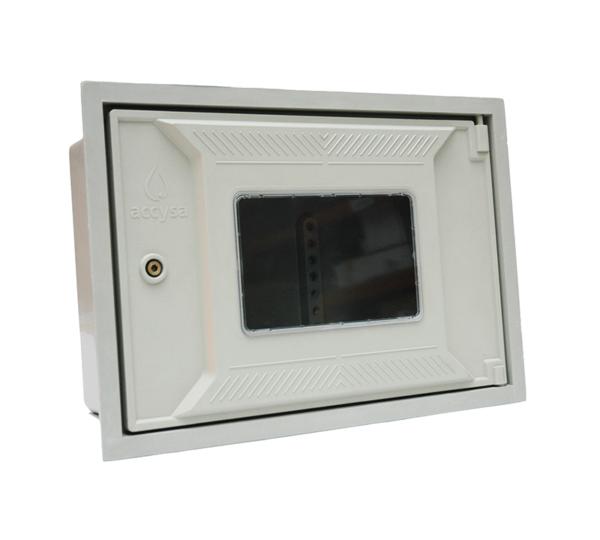 Cofre poliéster fibra de vidrio 30x45 - Accysa