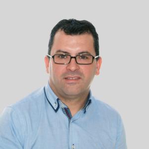 Luis Garcia, Técnico Comercial