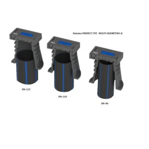 Boca De Llave Composite Sistema Multidiametro